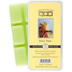 Bridgewater Candle Company Scented Wax Bar wosk zapachowy do aromaterapii 73 g - Daisy Days