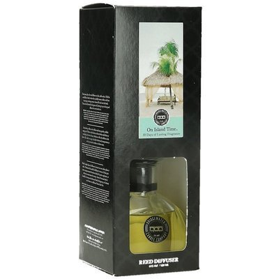Bridgewater Candle Company petite reed fragrance diffuser 120 ml - On Island Time