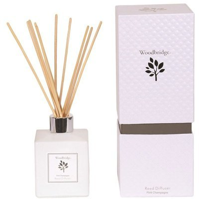 Woodbridge fragrance reed diffuser 120 ml in a box - Pink Champagne