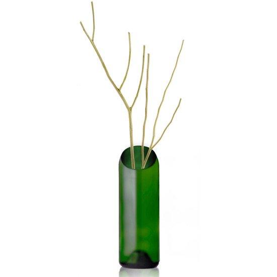 BsaB Luxury Weed Diffuser luksusowy dyfuzor zapachowy w szkle 240 ml - Himalayan Spices