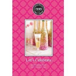 Bridgewater Candle Company Scented Sachet saszetka zapachowa 115 g - Let's Celebrate