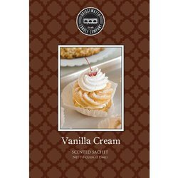 Bridgewater Candle Company Scented Sachet saszetka zapachowa 115 g - Vanilla Cream