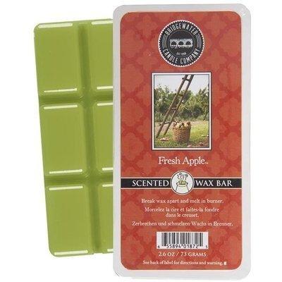 Bridgewater Candle Company Scented Wax Bar wosk zapachowy do aromaterapii 73 g - Fresh Apple