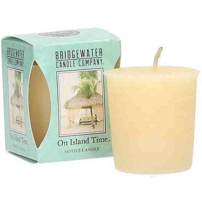 Bridgewater Candle wotywna świeca zapachowa naturalna sampler 56 g - On Island Time