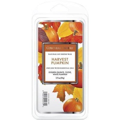 Colonial Candle Classic wosk zapachowy sojowy 2.75 oz 77 g - Harvest Pumpkin