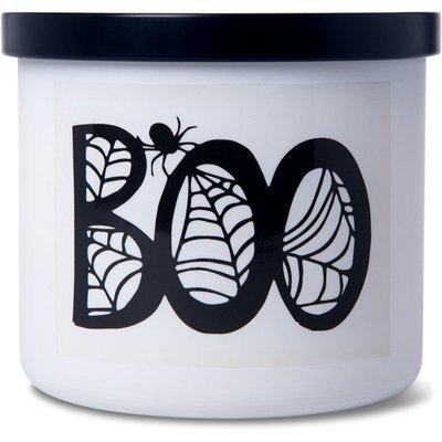 Colonial Candle Luxe Halloween sojowa świeca zapachowa w szkle 3 knoty 14.5 oz 411 g - Boo