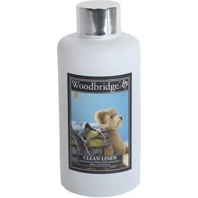 Woodbridge uzupełnienie do dyfuzora zapachowego Refill Bottle 200 ml - Clean Linen