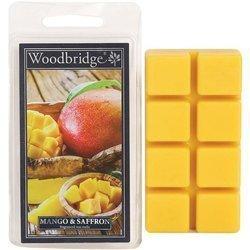 Woodbridge wosk zapachowy kostki 68 g - Mango & Saffron