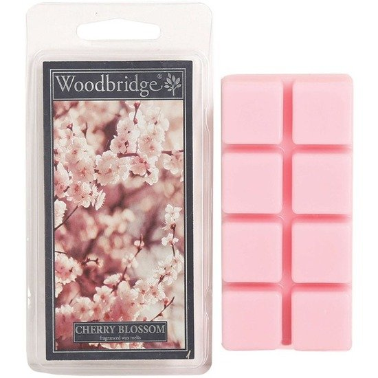 Woodbridge wosk zapachowy kostki 68 g - Cherry Blossom